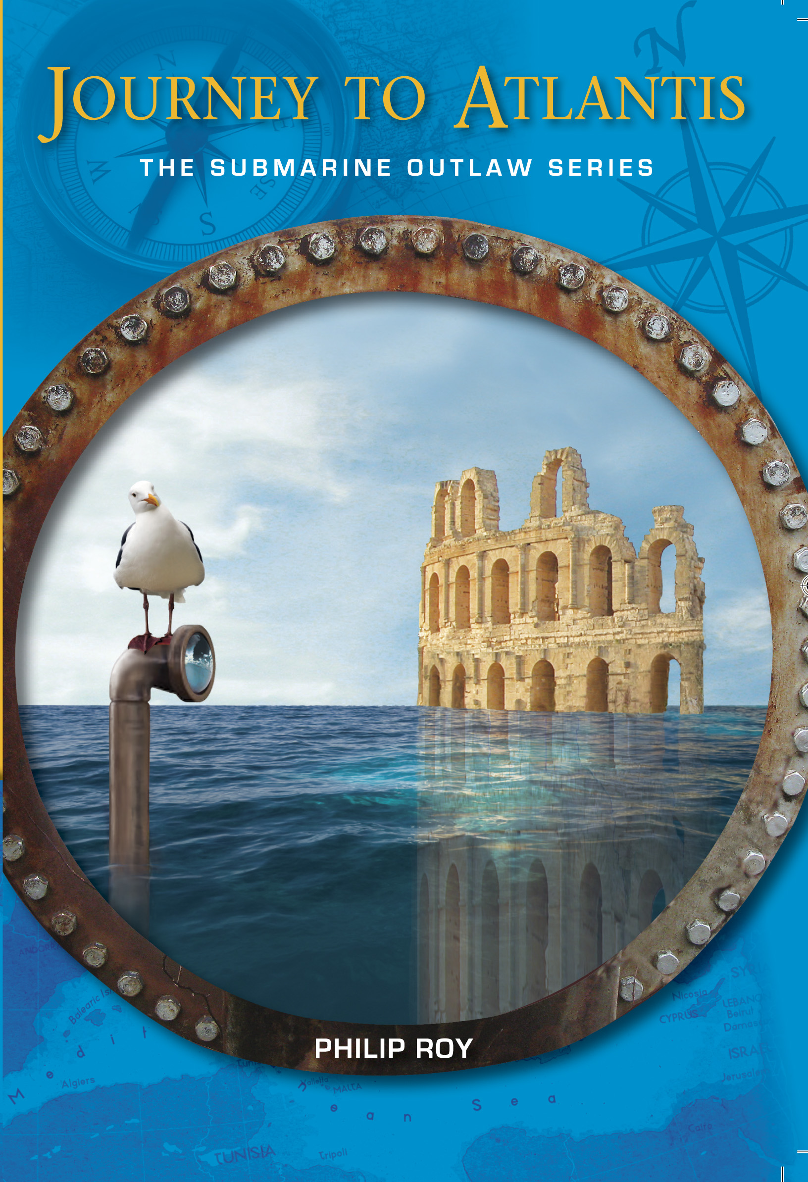 Book 2: Journey To Atlantis Ronsdale Press, Vancouver, 2009 Isbn:  9781553800767 Ebook Isbn: 9781553800743